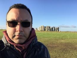 In Stonehenge , Nico P - January 2017