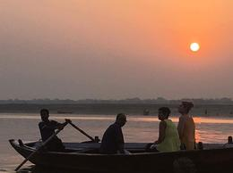 The Ganges , Sherry - May 2017