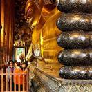 Excursão aos Templos de Bangcoc incluindo o Buda Curvado em Wat Pho, Pattaya, Tailândia