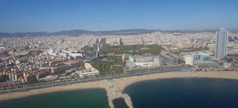 Barcelona Coast Helicopter Tour photo 9