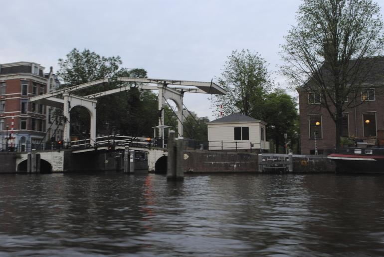 Amsterdam bridge - Amsterdam