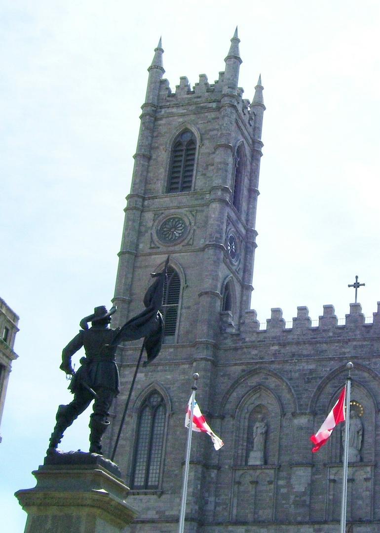 Basilique de Notre Dame - Montreal