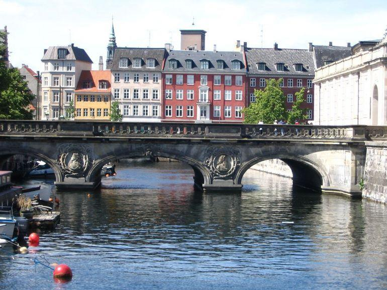 Bridge in Copenhagen - Copenhagen