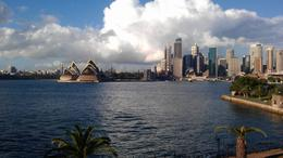 Stop 1 - Milsons Point, on Manly Northern Beaches Tour , Rodney B - May 2014