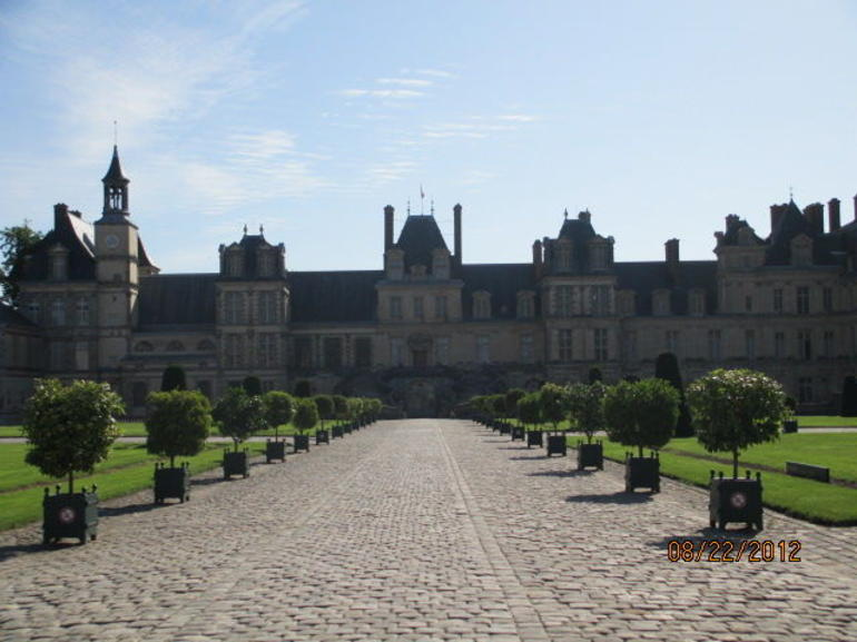 Fontainebleau - Paris