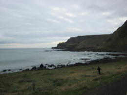 View of the Giants Causeway , Matthiew - December 2013