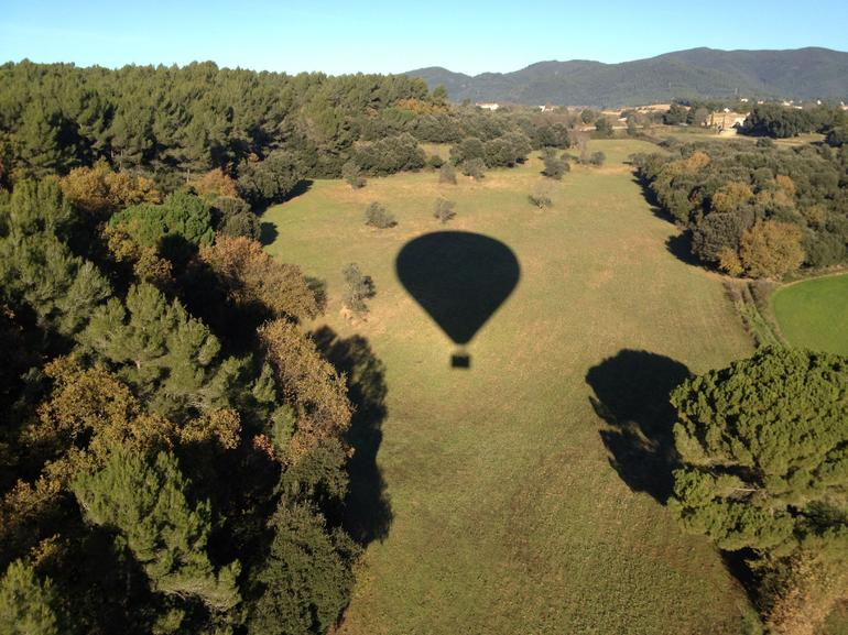 Hot Air Balloon Flight in Barcelona - Barcelona
