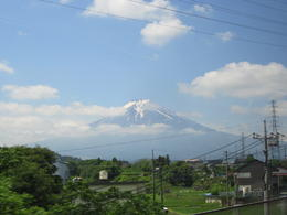 Mt. Fuji , Thurman - August 2012