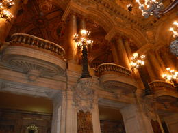 Inside the Opera , Nidale T - June 2014