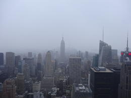 Il commençait à neiger,mais la vue était superbe , Pierre d - March 2014