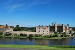 Leeds Castle , Lisa - July 2012