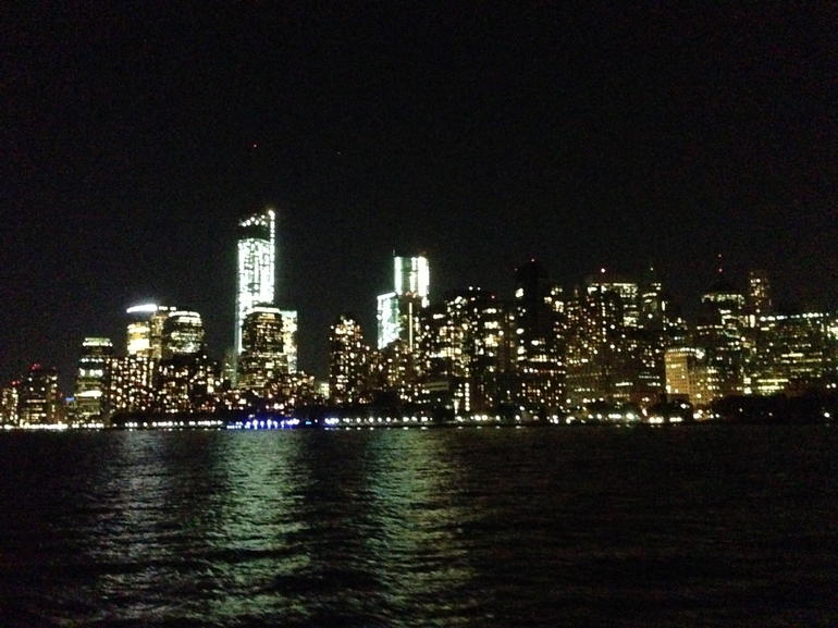 Manhattan Sud la nuit - New York City
