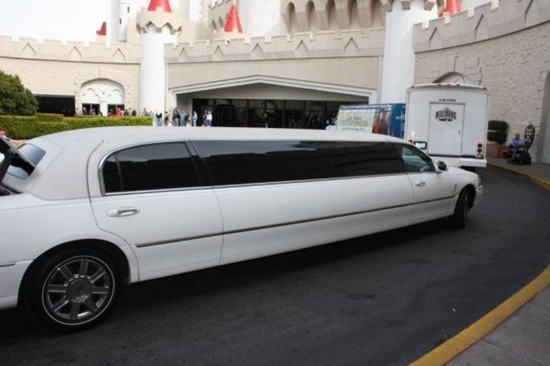 Our Stretch Limo - Las Vegas