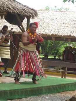 Polynesian Cultural Center Entertainment. , Diana W - September 2014