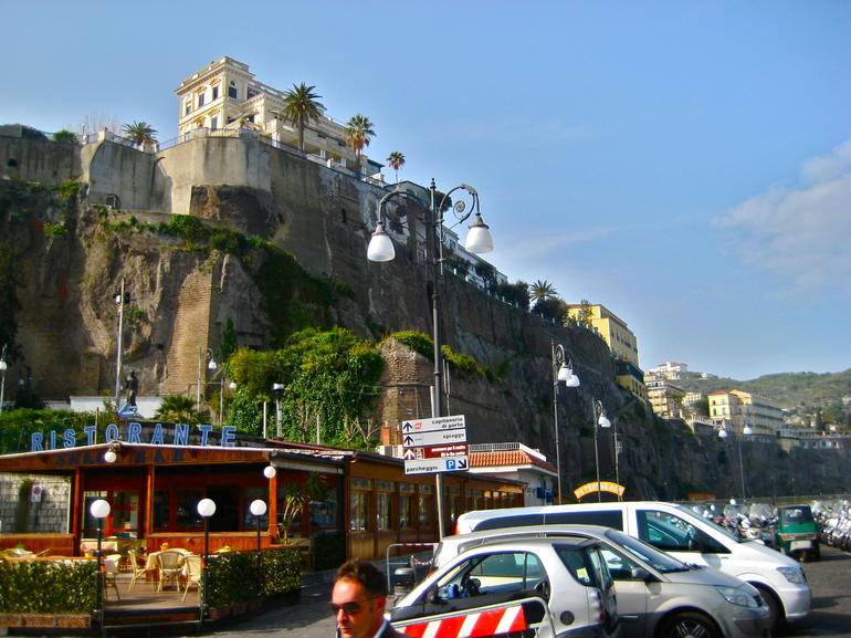 Sorrento Port - Rome