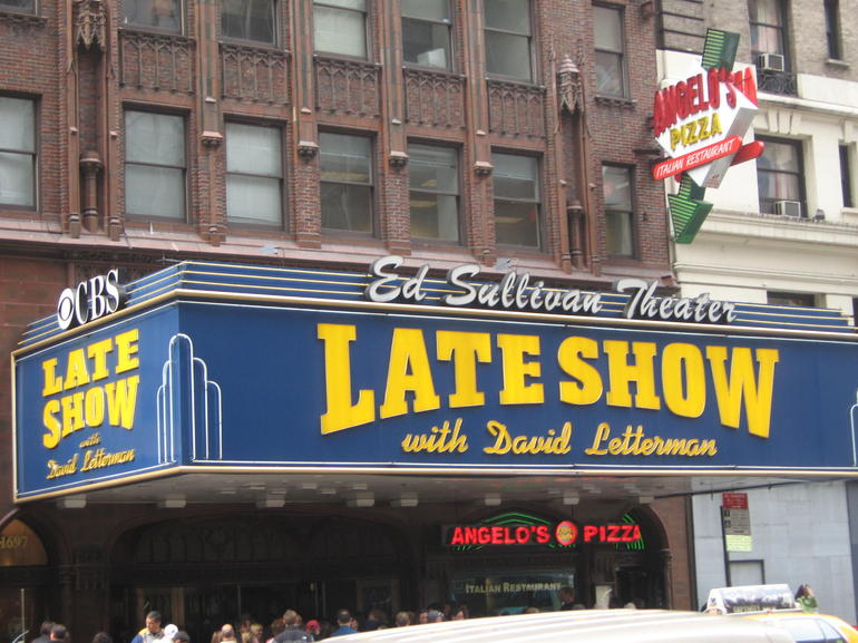 The Lateshow - New York City