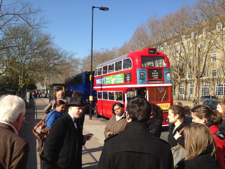 The Vintage Bus - London
