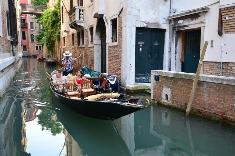 Venice by Night Tour and Gondola Ride - Venice