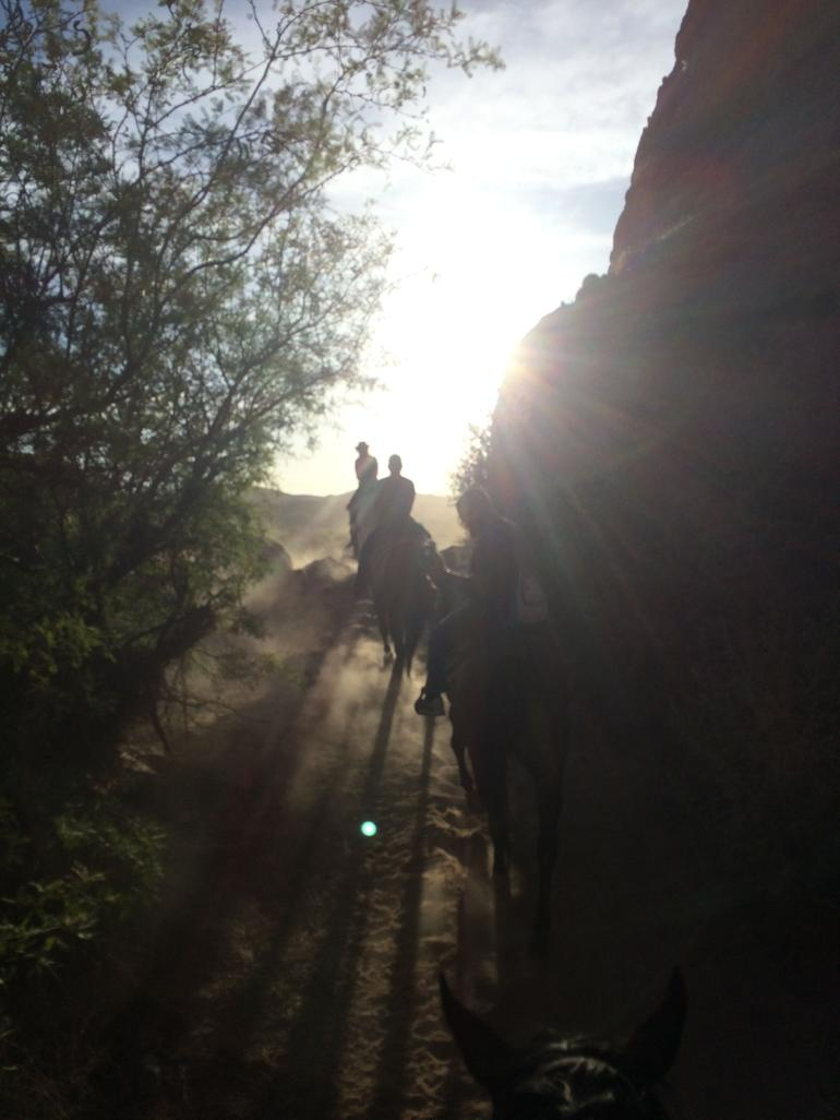 Wild West Sunset Horseback Ride with Dinner from Las Vegas photo 22