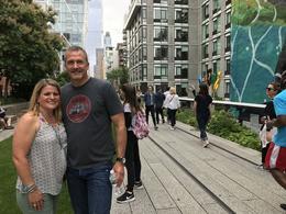 High Line park , Jeff C - June 2017