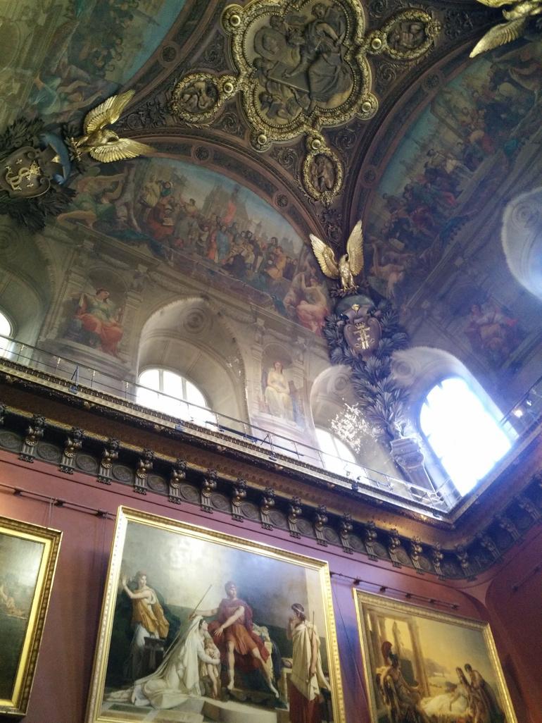 Louvre Museum Skip the Line Access Guided Tour with Venus de Milo & Mona Lisa