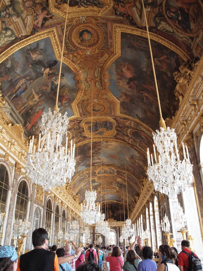 Versailles Half Day Trip from Paris by Coach with Independent Audio Guided Visit photo 31