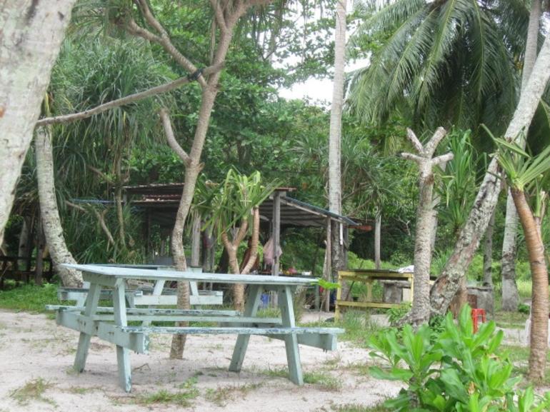 BBQ area - Penang