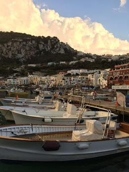 Capri harbor , Alan L - November 2014