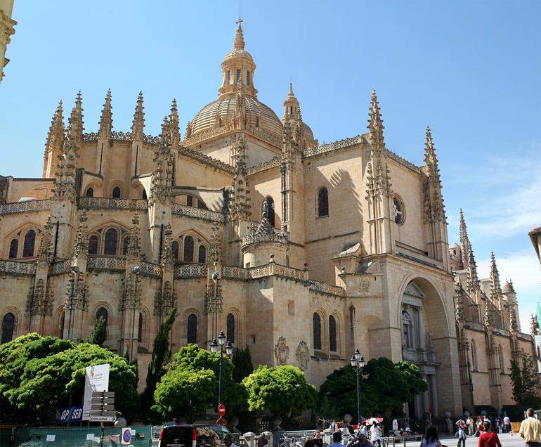 Catedral de Segovia - Madrid