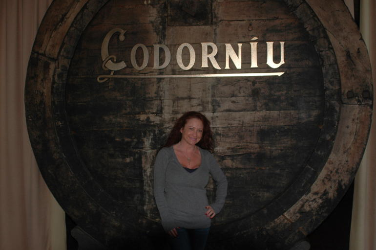 Codorniu Winery - Barcelona