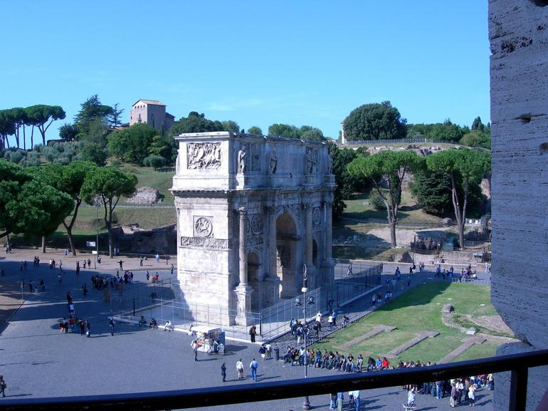 Constantine's Arch - Rome