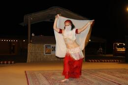 Belly dancing show , Bostocks - February 2013