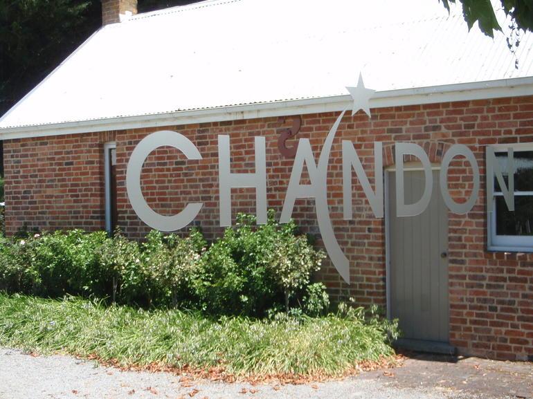 Domain Chandon - Melbourne