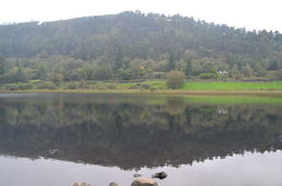 Photo taken at the lower lake , Jessica C - October 2011