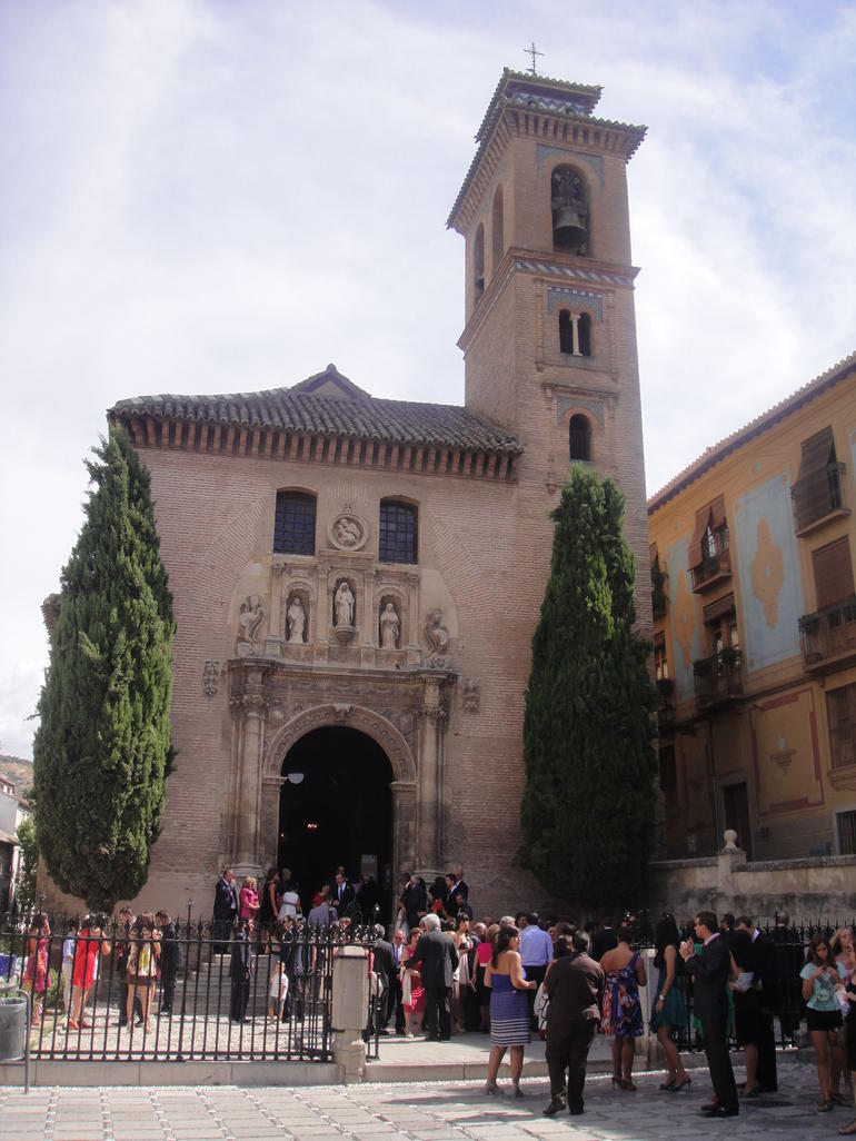 Granada and Albaicin Walking Tour - Granada