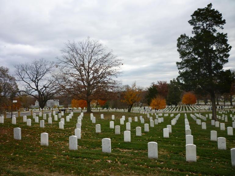 Graves - Washington DC