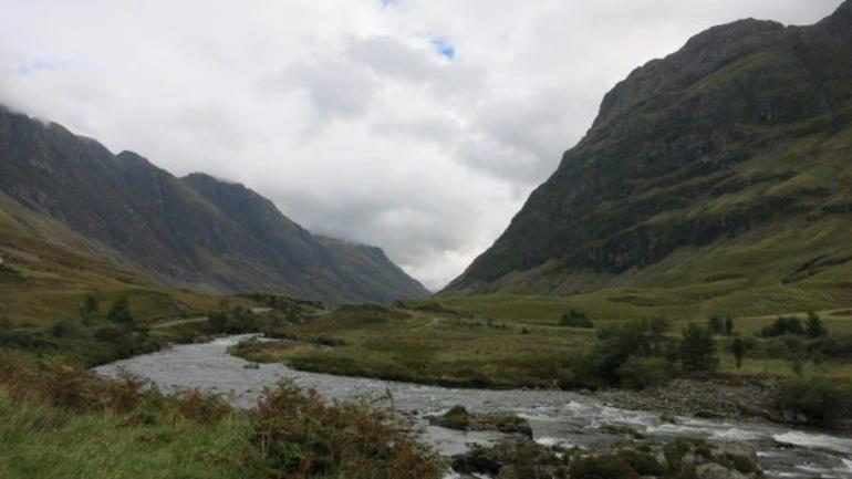 Highlands - Glasgow