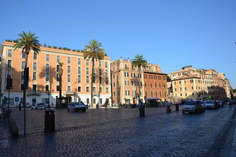Illuminated Rome Night Tour - Rome