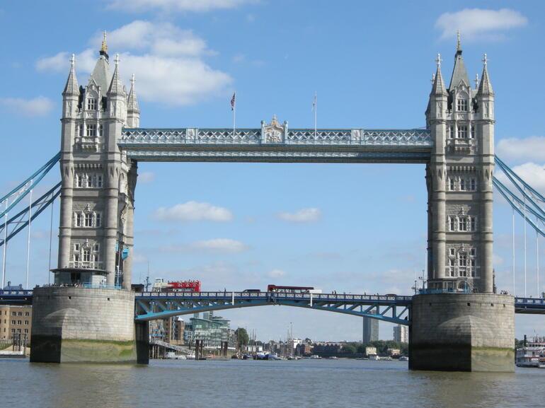 londres con muy buen tiempo - London