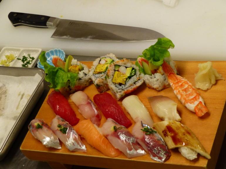 More sushi - Tokyo