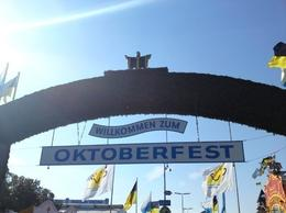 Welcome to Oktoberfest! - July 2010