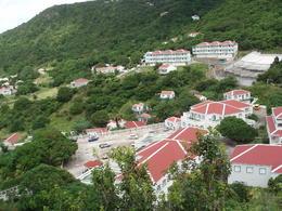 One of a thousand nice views on Saba , Ard - December 2011