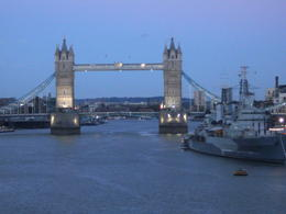 Tower of London and HMS Belfast , Sue M - August 2011