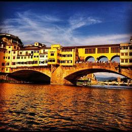 Ponte Vecchio, Ryan & Asha - September 2012