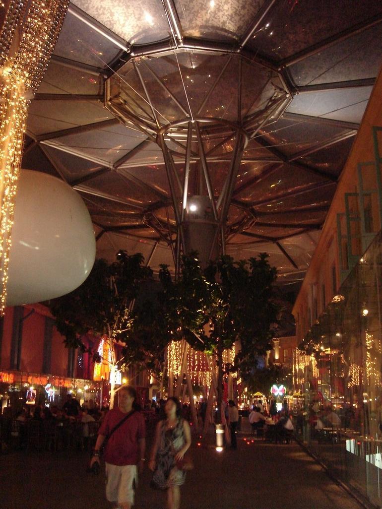 Restaurant at Clark Quay - Singapore