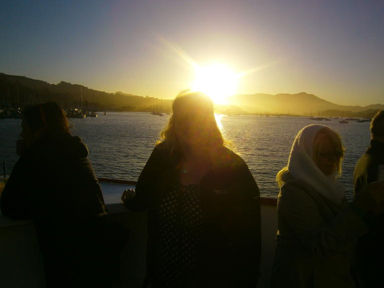 Sausalito Sunset - San Francisco