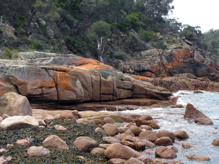 Sleepy Bay - Tasmania
