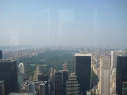 Views of Central Park from one of the many observation points, Jane E - June 2010