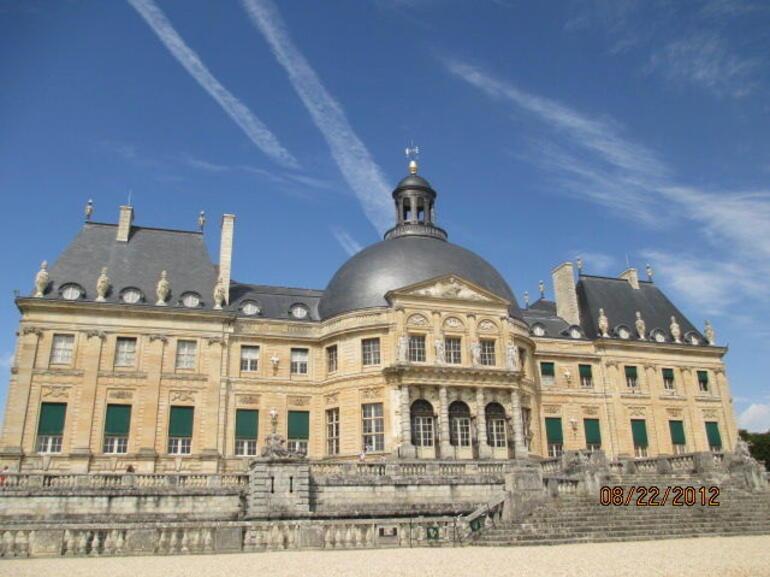 Vaux le Comte - Paris