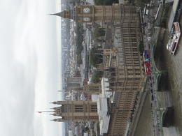 Big Ben and House of Parliament , Kelly R - October 2016
